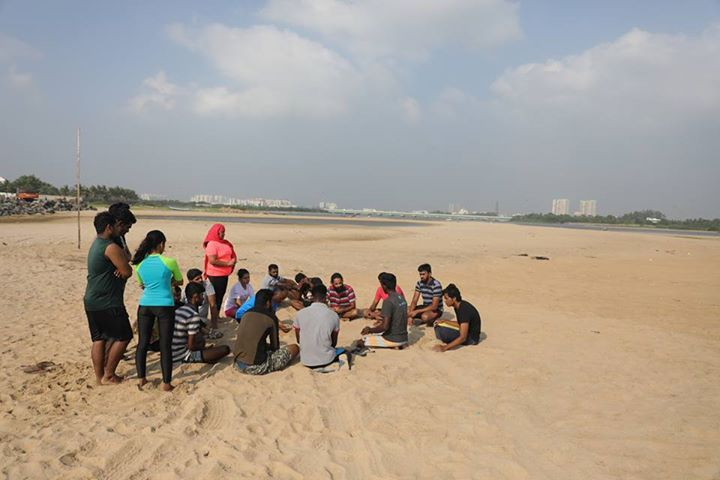 YesterdayS Beach Safety Program Camping Outdoor Trip