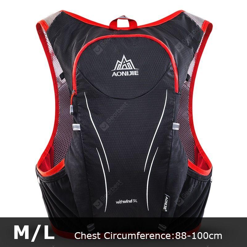 Buy AONIJIE C928 5L Hydration Backpack Rucksack Bag Vest
