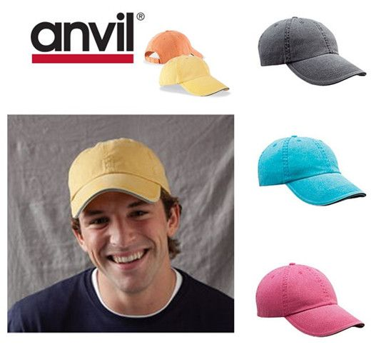 Anvil Dad Hat from NYFifth  e25fde81b02
