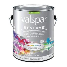 Valspar Reserve One Coat Stain Blocking Paint Primer