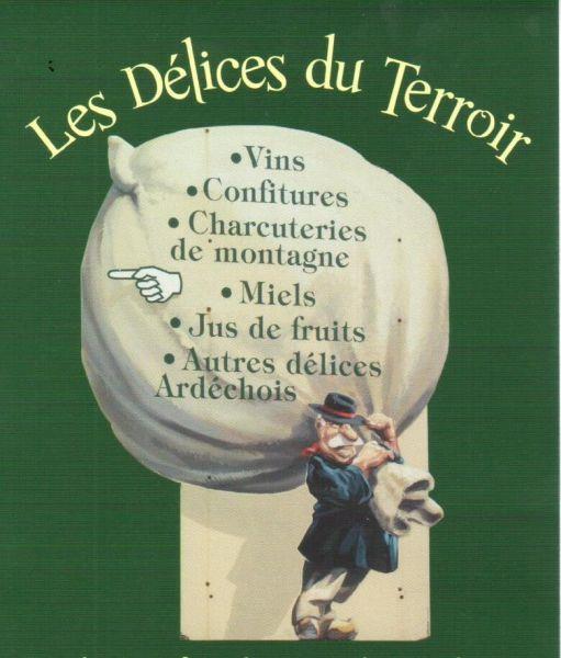 Les Delices Du Terroir Delice Jus De Fruit Ardeche