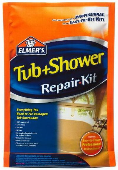 How To Fix A Hole In The Bathtub Diy Shower Repair Diy Bathtub Bathtub Repair