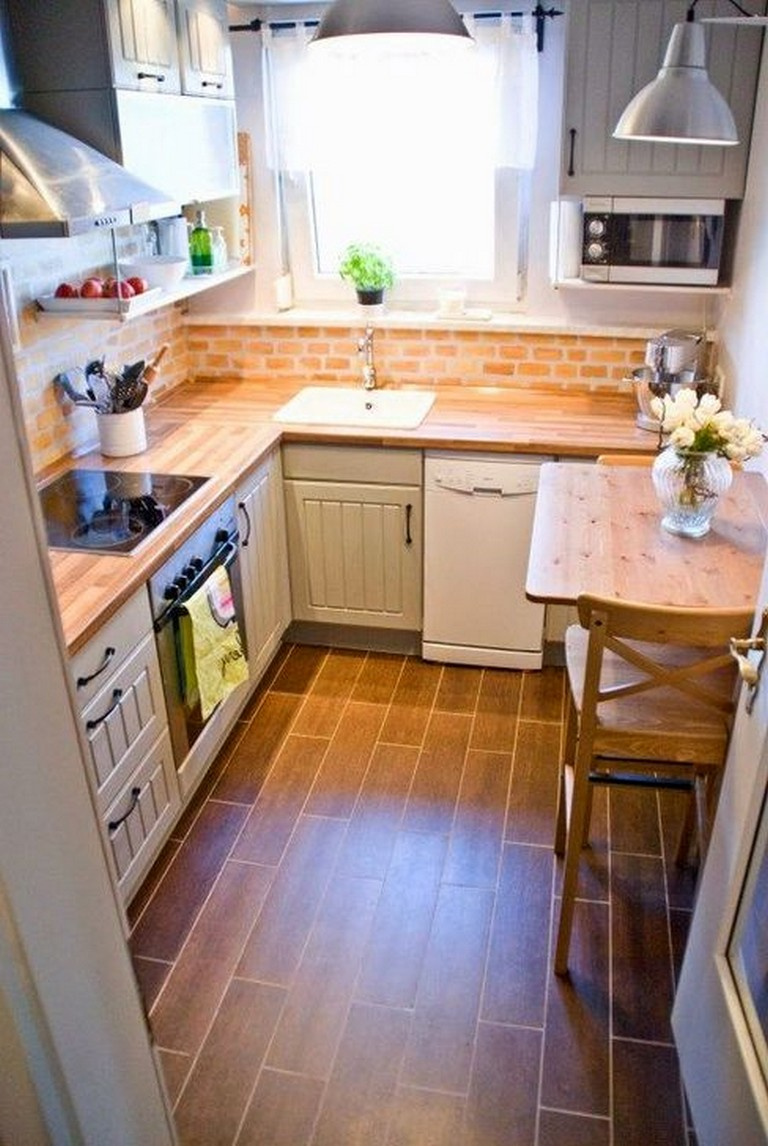 Best 57 Homely Small Kitchen Design Ideas 2019 Kitchens 400 x 300