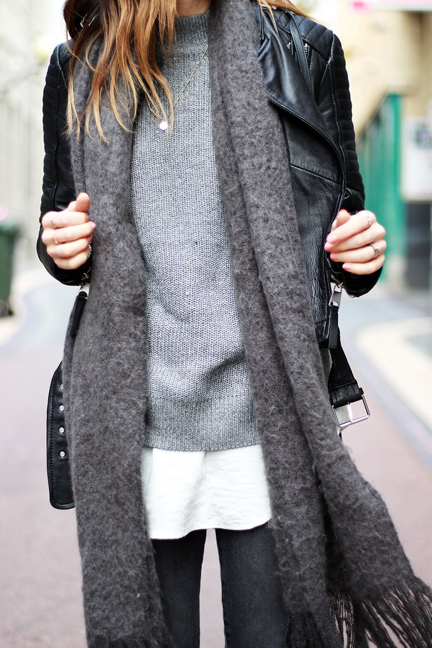 Five Steps to a Perfectly Layered Winter Outfit