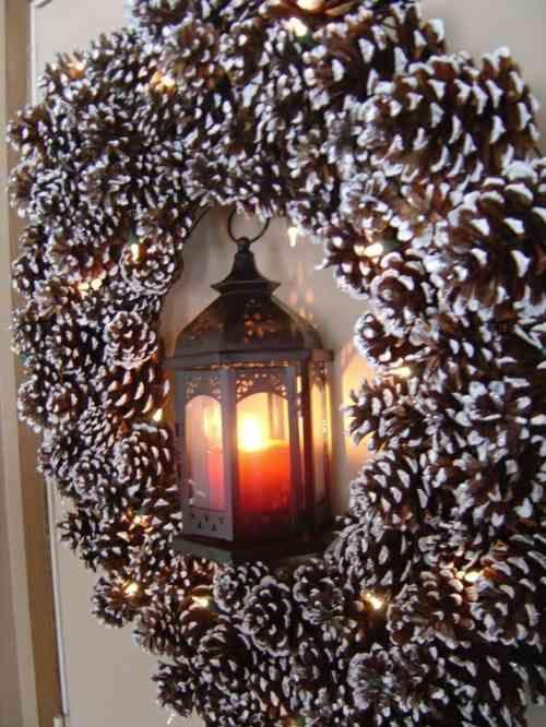 Decoration Pomme on