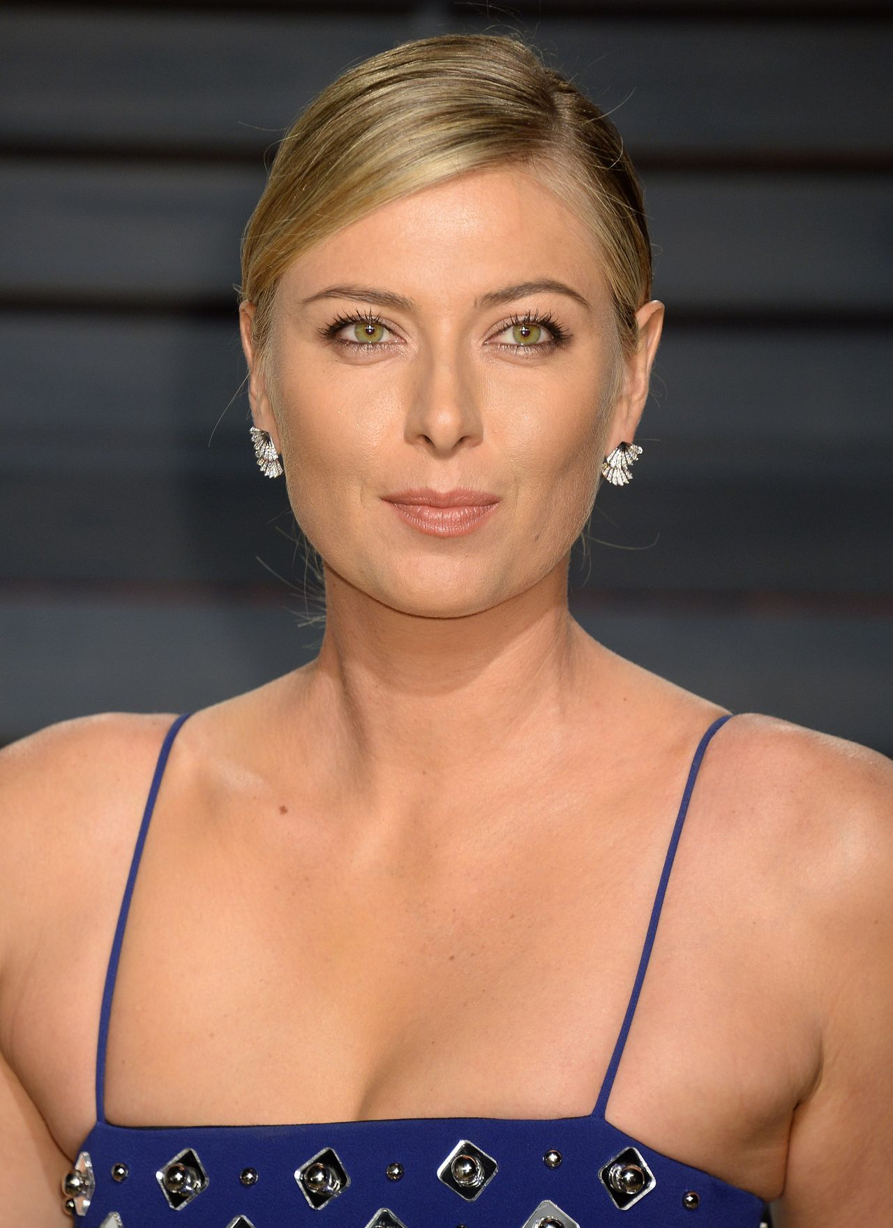 Maria Sharapova MariaSharapova at Vanity Fair Oscar 2017 Party in