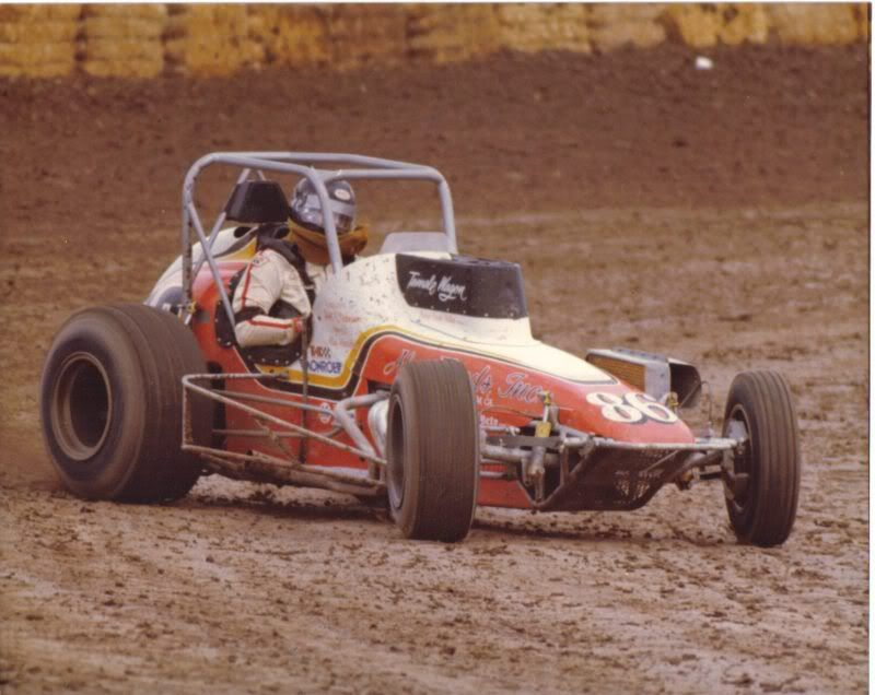 """Open Wheel & """"Roundyrounders""""..... Sprint cars"""
