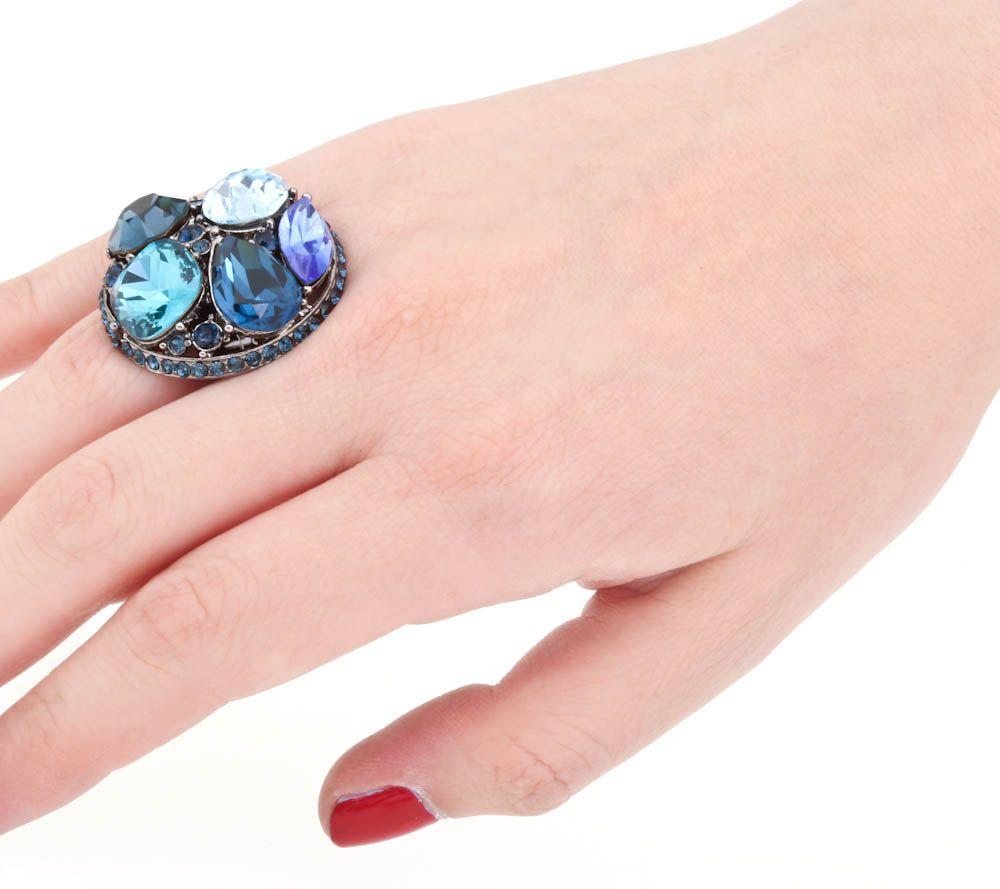 Send the Trend Katherine Jewel Ring