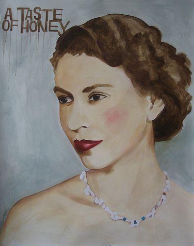 A Taste of Honey by Cathy Lomax