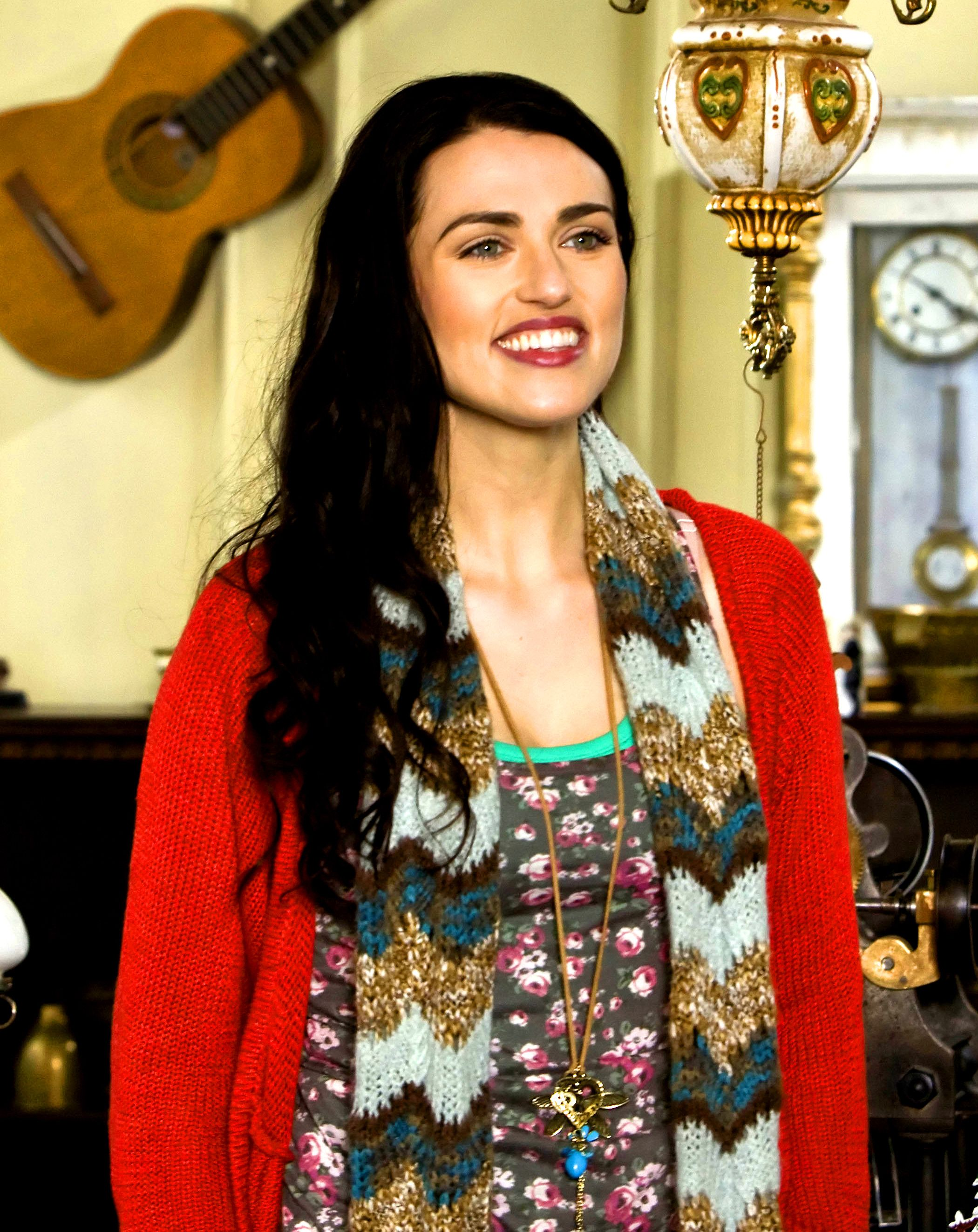 Katie McGrath in A Princess for Christmas | Katie Mcgrath: A ...