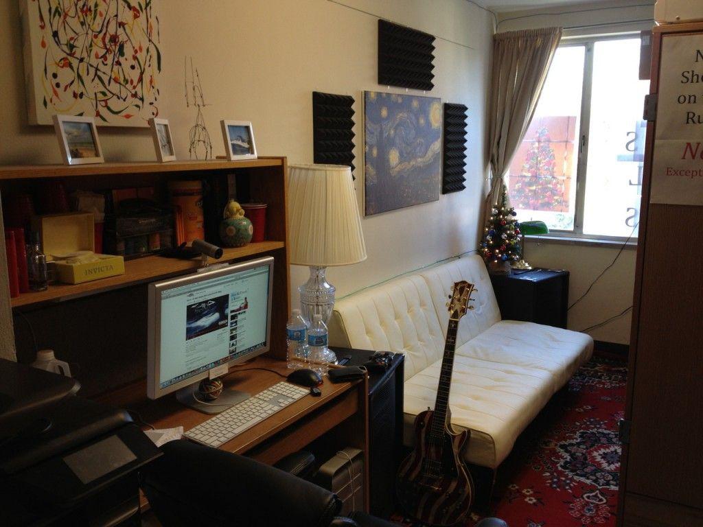 Bedroom Decor Cool Dorm Rooms