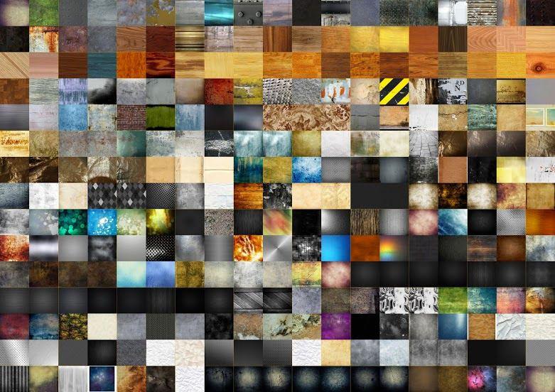Pack de Texturas Para Photoshop | Adictos a la Red