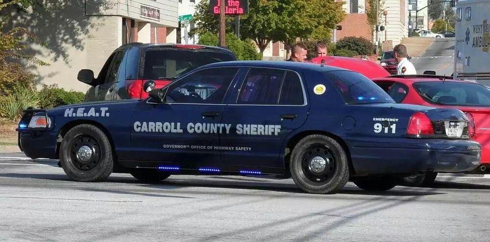 Carroll County (GA) Sheriff Highway Enforcement Aggressive Traffic