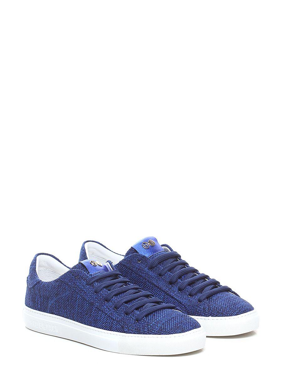 Sneaker Blu Hide & Jack | Scarpe