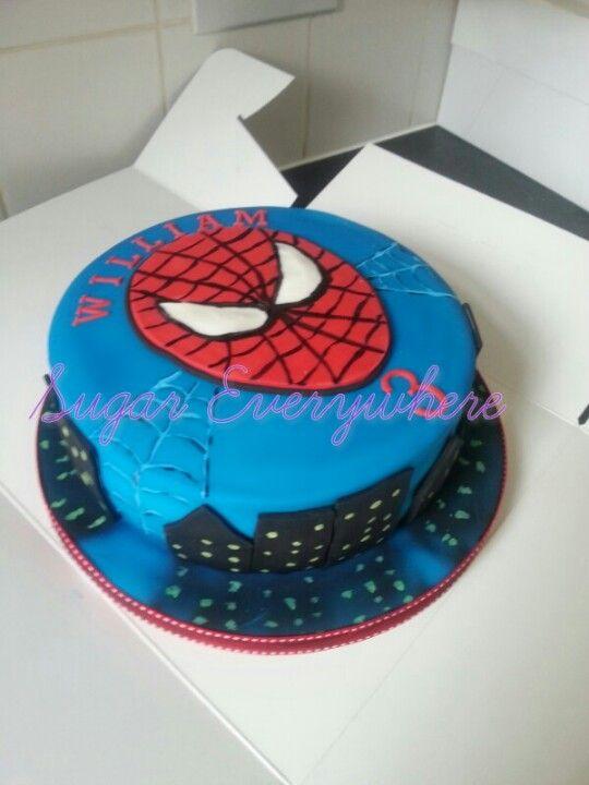 Spiderman for William
