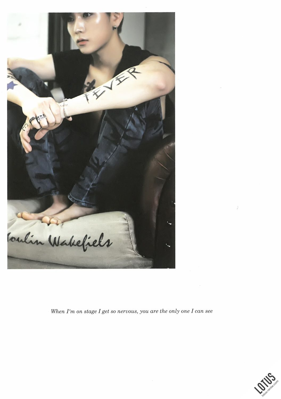 【LOTUS】NU'EST 1st album 'Re:BIRTH' Scan 107P - 專屬獨家 ♦ Exclusive - LOTUS ♦ NU'EST REN ♦ 崔珉起台灣首站 (關閉註冊中) - Powered by Discuz!