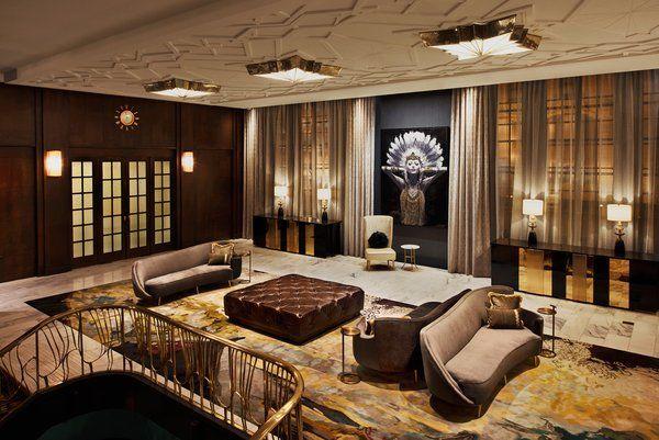 Simeone deary design group hotel allegro interior design for Design hotel group