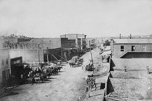 Kansas Towns Photos Towns And Cities Of Kansas History