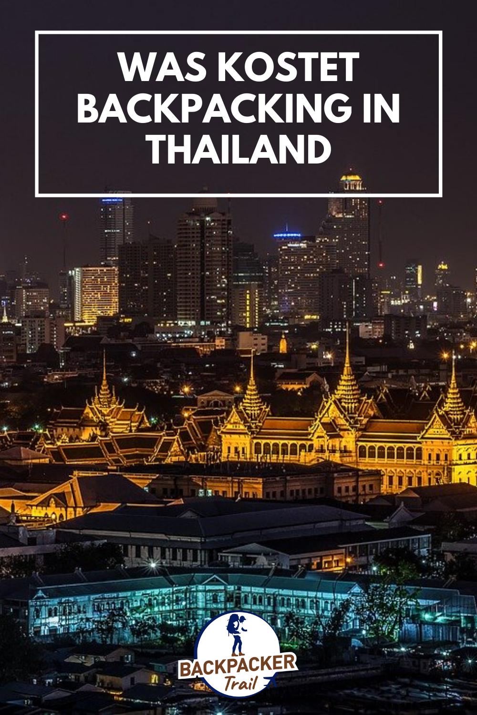 Backpacking Thailand In 2020 Thailand Asien Reisen Backpacking