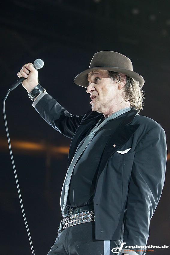 Udo Lindenberg Live In Frankfurt 2015 Musik Musik Sänger Und