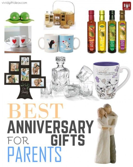 Best Anniversary Gifts For Parents Vivid S Anniversary Gifts