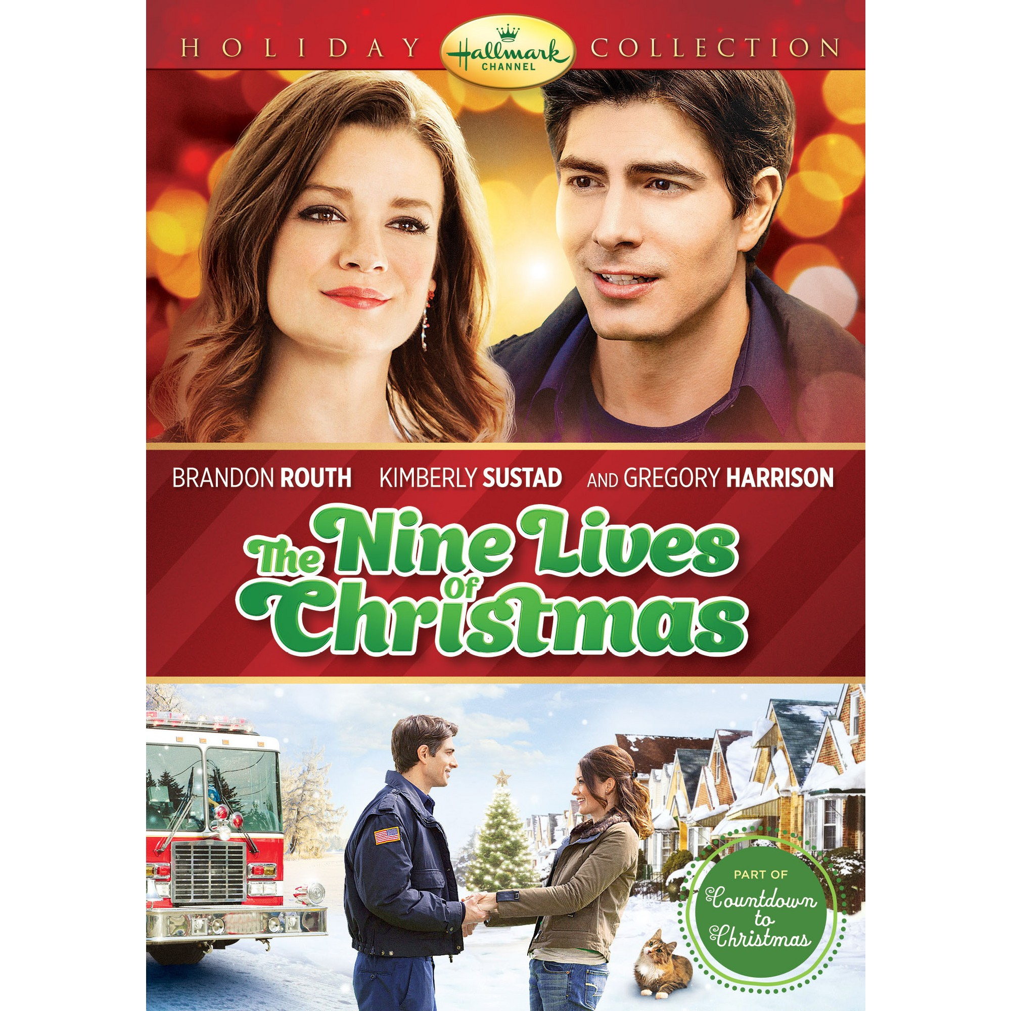 Nine lives of christmas (Dvd) | Products