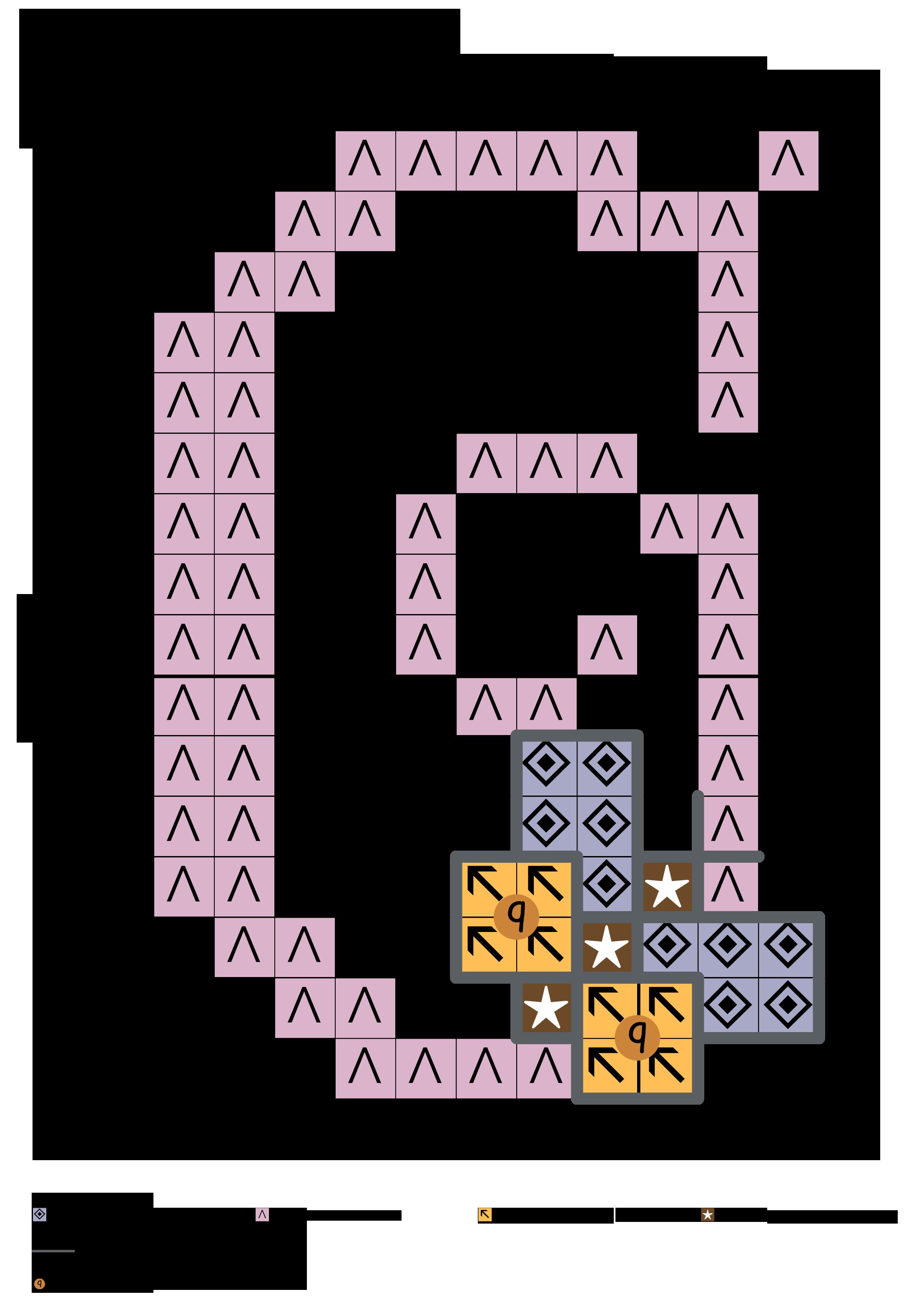 alfabeto lilla con farfallina G
