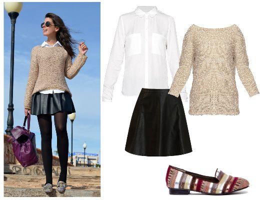 Copia el look de Silvia Navarro, blogger de