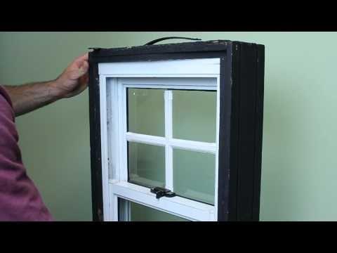How To Replace A Non Tilt Window Channel Balance Youtube Windows Swisco Tilt