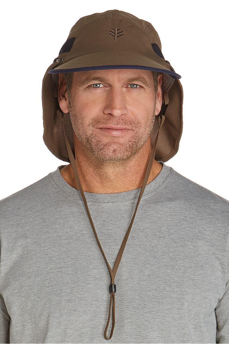 7ea2b2be5 Men's Convertible Fishing Cap UPF 50+   Gift Ideas   Mens sun hats ...