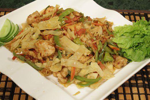 Lasagna Strips With Spicy Chicken Recipe By Chef Zakir Recipes In Urdu English Spicy Chicken Recipes Chicken Recipes Pasta Recipes