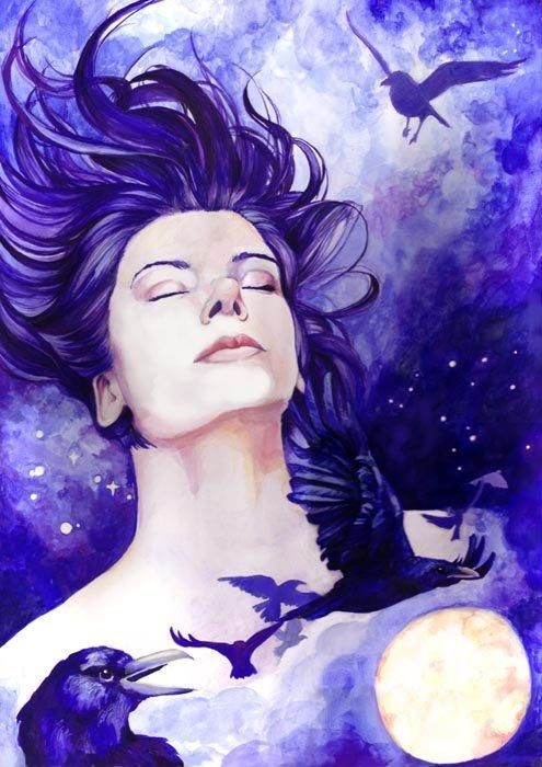 Our Statures Brush the Skies by Nicole Cardiff
