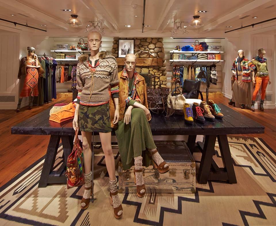 aa2daf58064f46 Polo Ralph Lauren- Inside 711. Second Floor