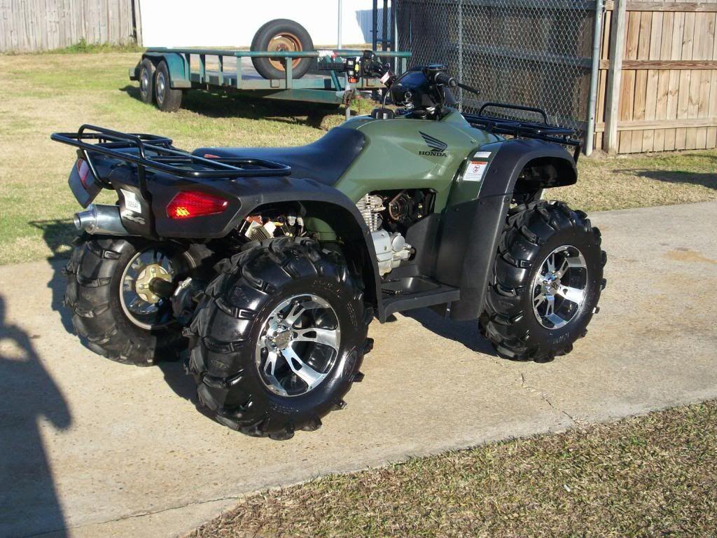 Where They At Honda Rancher 350 Lets See Them Atv Quads Honda 4 Wheelers