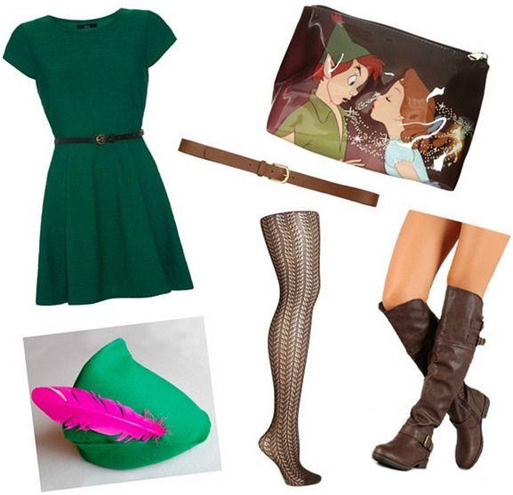 12 Last-Minute Halloween Costume Ideas Déguisements et costumes - green dress halloween costume ideas