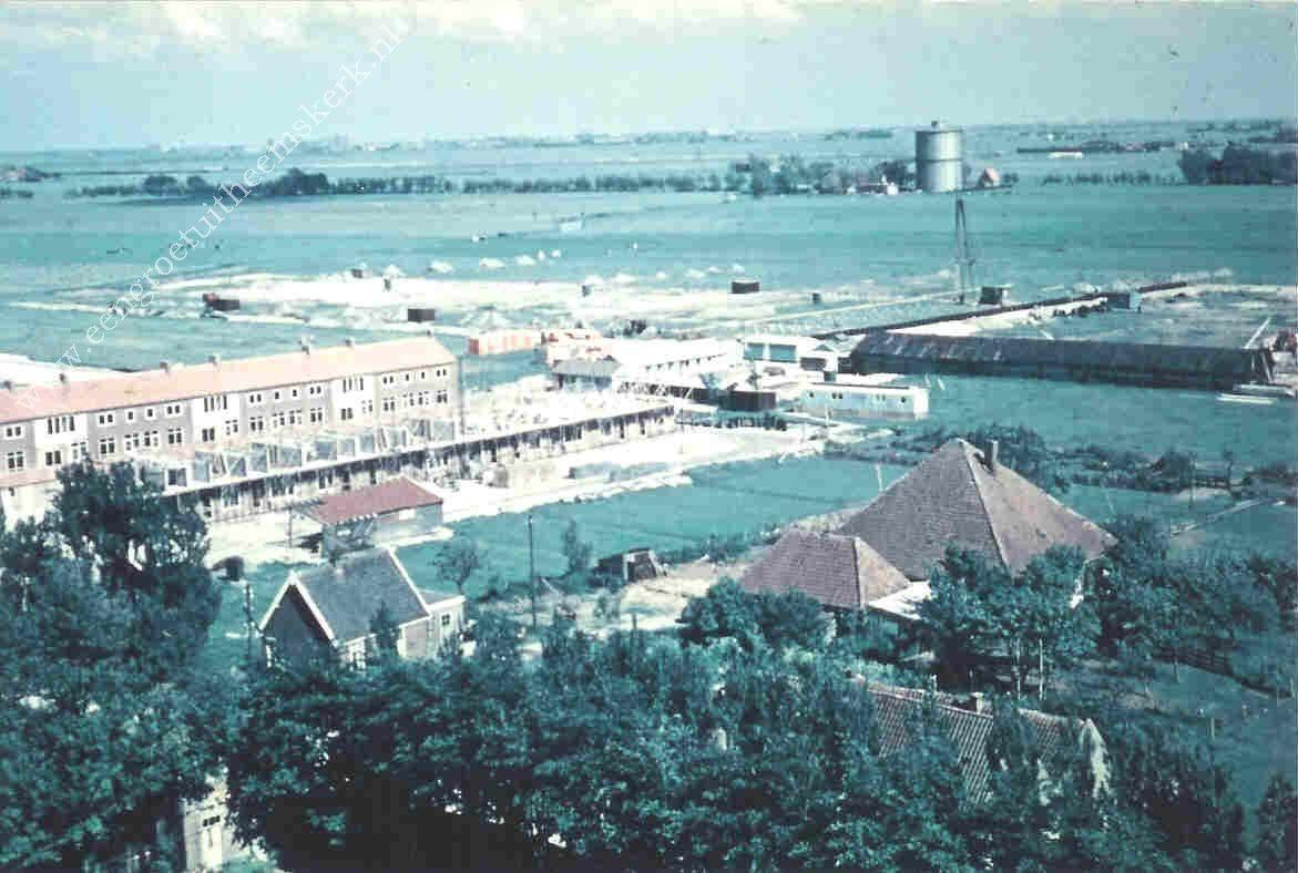 Foto Maerelaan ± 1954