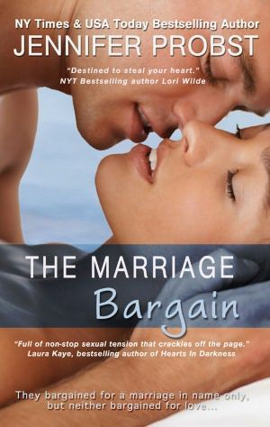 The Marriage Bargain Marriage To A Billionaire 1 By Jennifer