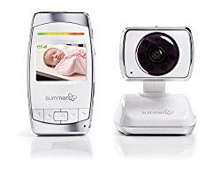 """Summer Infant Baby Secure 2.5"""" Pan/Scan/Zoom Video Baby Monitor - Amazon * HOT * Sales Pick - http://wp.me/p56Eop-Q5f"""