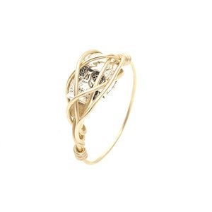 Daysayani Ring now featured on Fab.