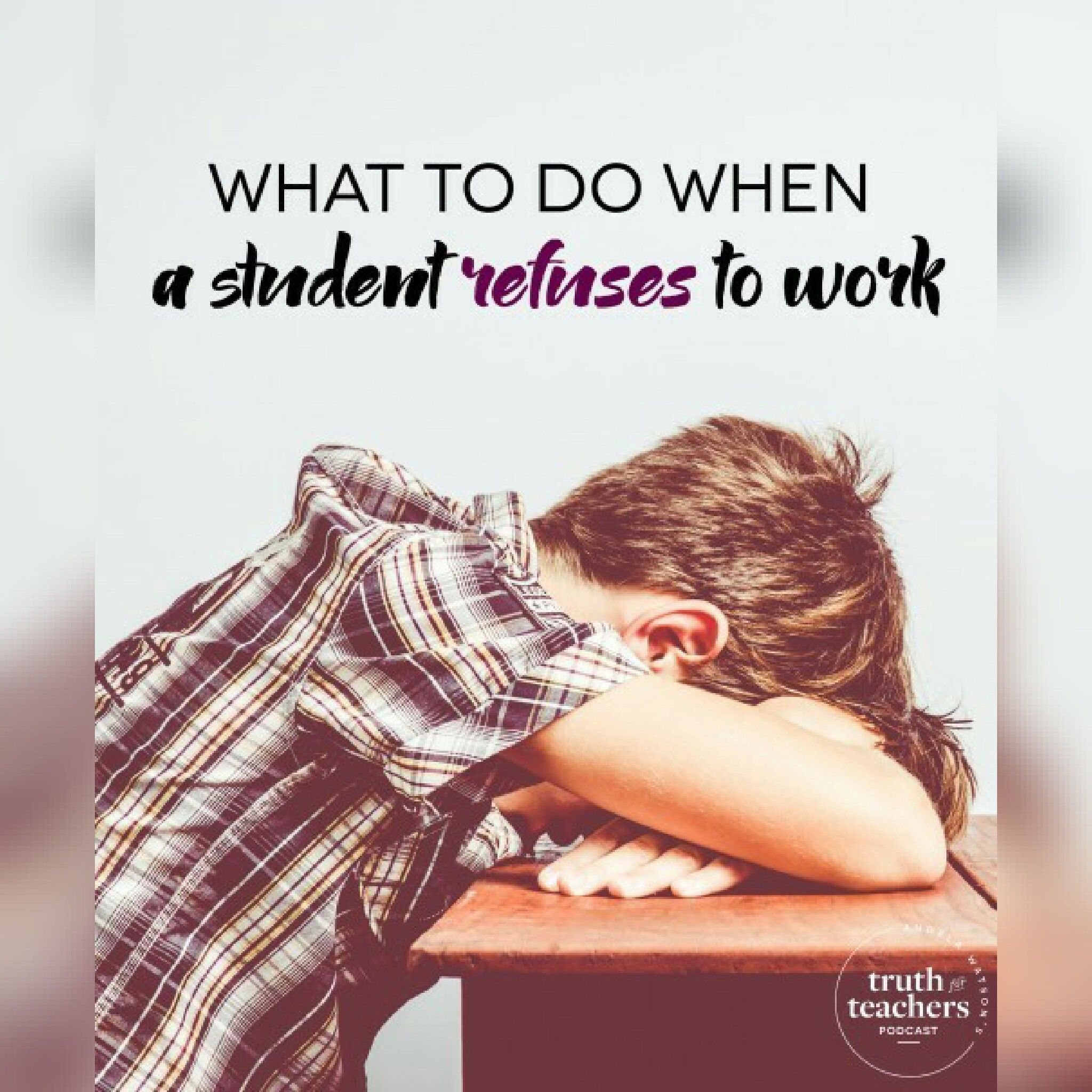 What To Do In The Middle Of Your Lesson When A Student