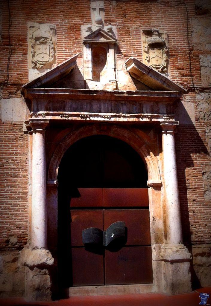 Colegio convento del Carmen Calzado. Alcalá de Henares. Madrid.