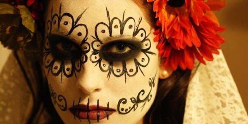 Ideas de maquillaje de terror para Halloween 2014 makillaje