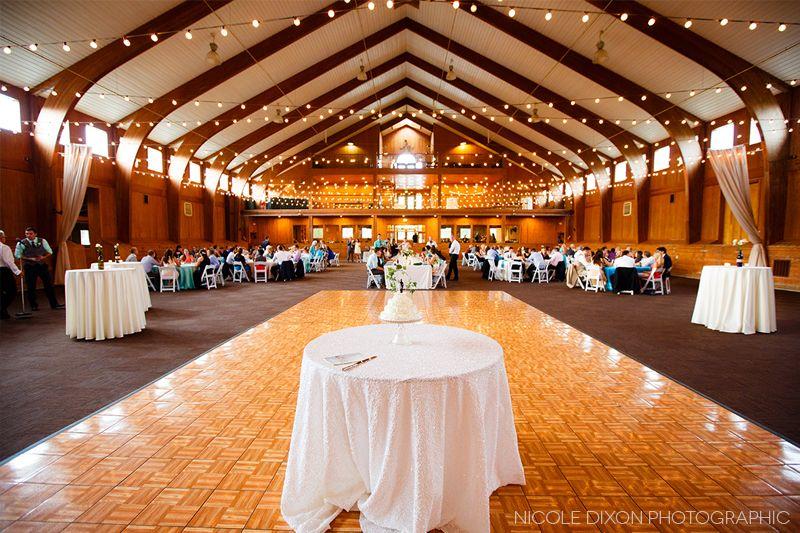 Irongate Equestrian Center Ohio Horse Farm Wedding © Nicole Dixon Photographic