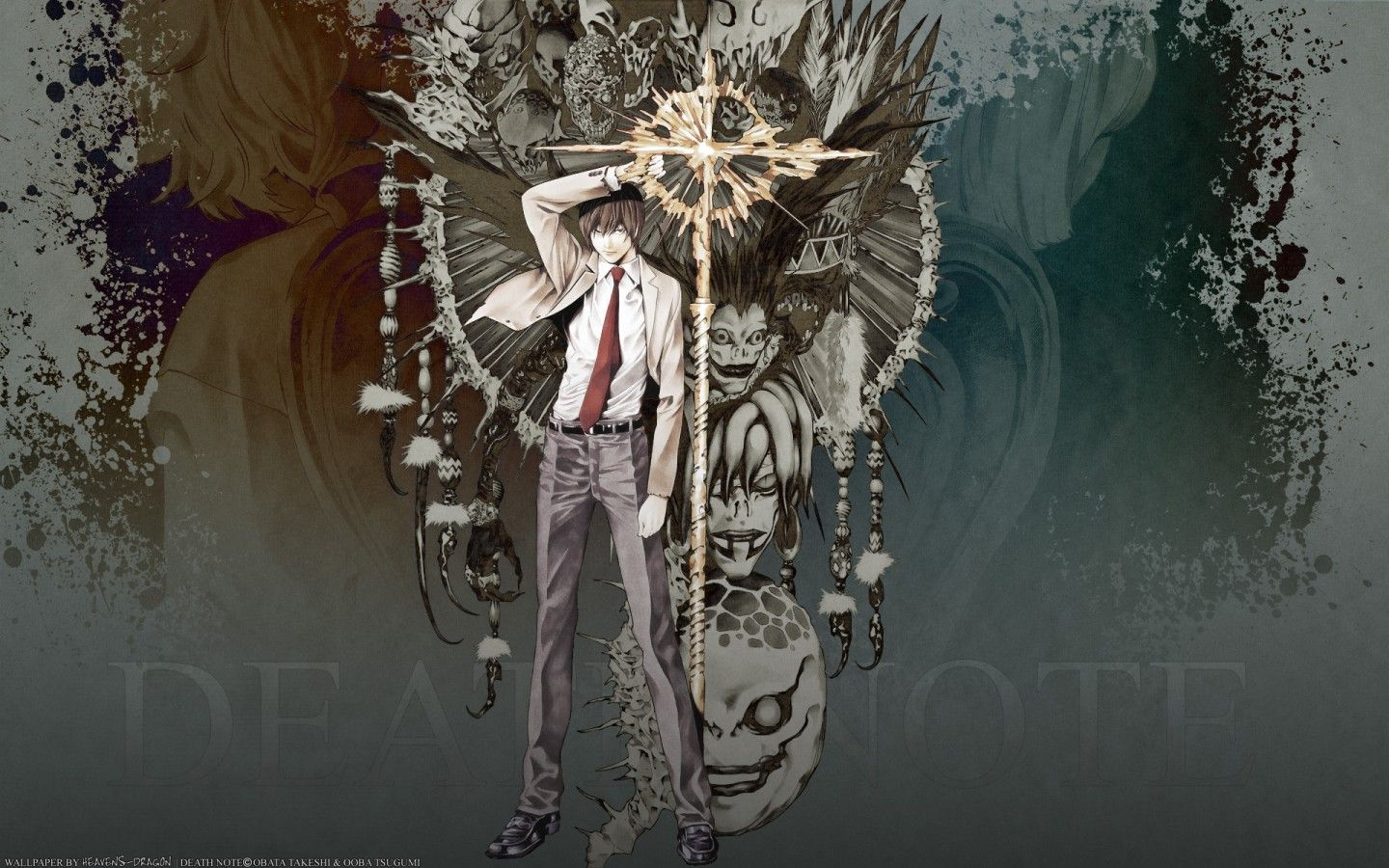 Pin By Dawn Mcelroy On Anime Death Note Death Note Light