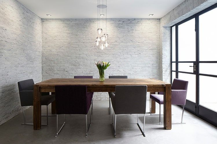 Emperors Gate By Dyer Grimes Architects Dining Room Lighting