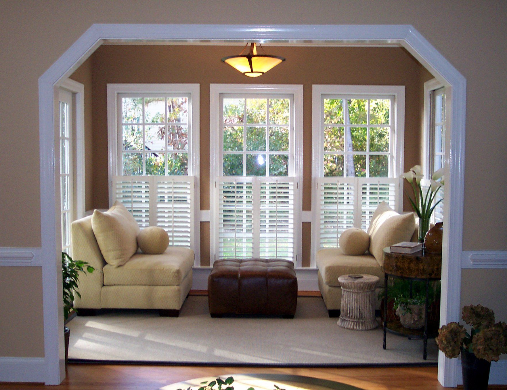 Window ideas for a sunroom  images of windows in sunroom  glass windows with white wooden