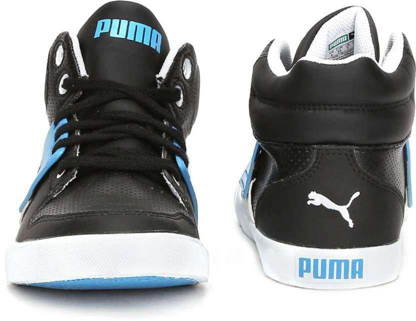 12e5471d9c9f60 Puma El Ace 2 Mid PN II DP Mid Ankle Sneakers For Men
