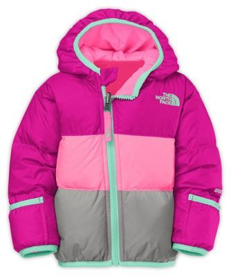 8cdd407d8ab0 The North Face Infant Reversible Moondoggy Jacket