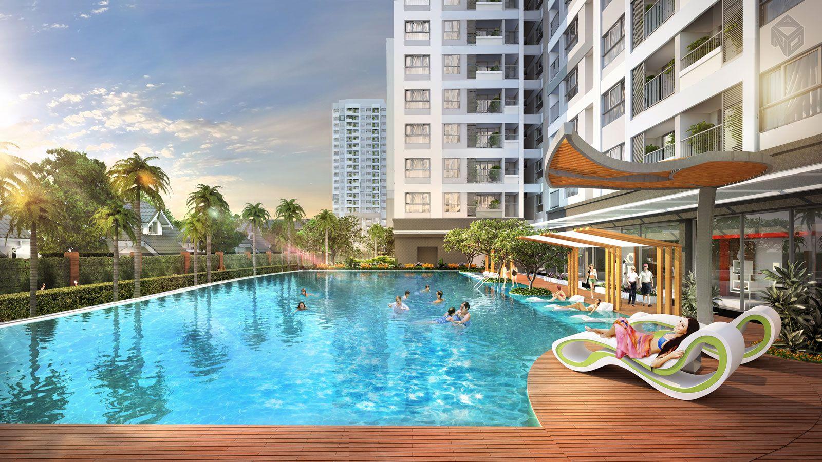 Botanica Premier Novaland - Siêu phẩm căn hộ thông minh cao cấp thương hiệu Novaland quận Phú Nhuận 2