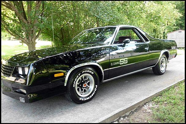 Pin On 78 87 Chevrolet El Camino S